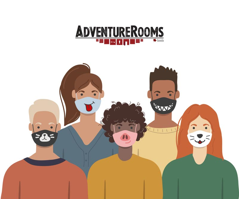 AdventureRooms and Covid-19